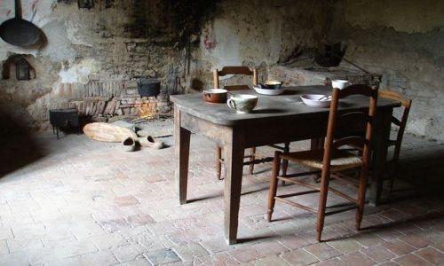 Zdjęcie FRANCJA / - / Ars / pokój św. Jana Maria Vianney