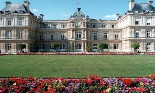 Zdjęcie FRANCJA / - / Paryż / Pałac Luksemburski.