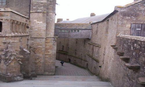 Zdjecie FRANCJA / - / Mont Saint Michel / W Mont Saint Michel