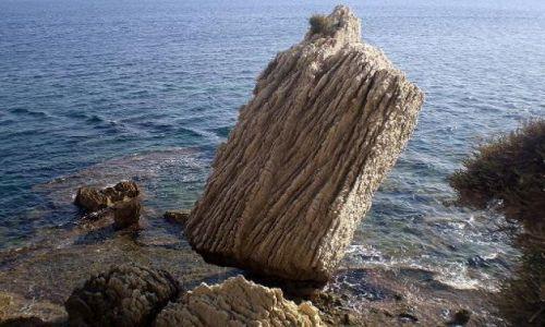 Zdjecie FRANCJA / Korsyka / Bonifaccio / Formacje skalne