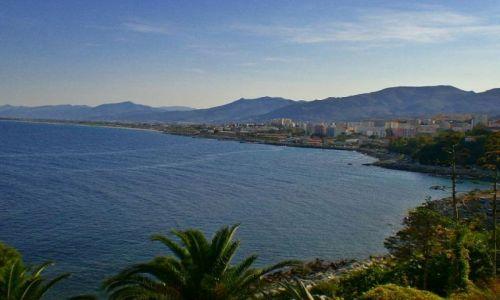 Zdjęcie FRANCJA / -Korsyka / Bastia / Wybrzeże Korsyki