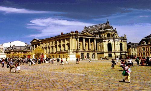 Zdjecie FRANCJA / Okolice Paryża / Wersal / Pałac w Wersalu