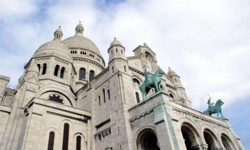 Zdjecie FRANCJA / - / Paryż :):) / Sacre Coeur