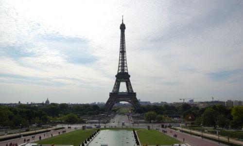 Zdjecie FRANCJA / Île-de-France / Paryż / Wieża Eiffla