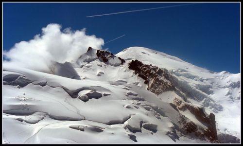 Zdjecie FRANCJA / - / Chamonix / Mont Blanc