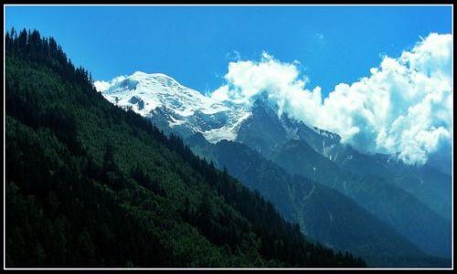 Zdjecie FRANCJA / - / Chamonix / Alpy II