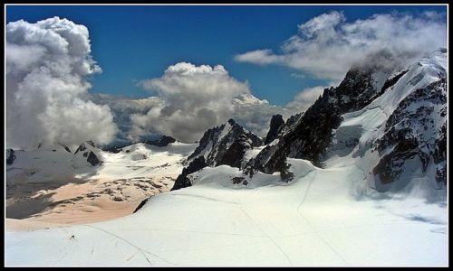 Zdjecie FRANCJA / - / Chamonix / Alpy IV