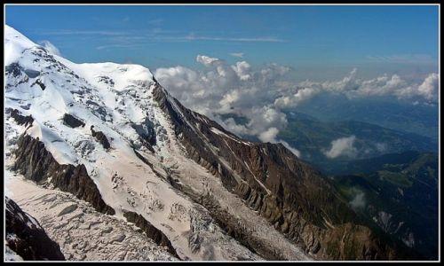 Zdjecie FRANCJA / - / Chamonix / Alpy V