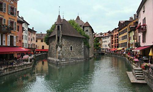 Zdjecie FRANCJA / Rodan - Alpy / Annency / Annency