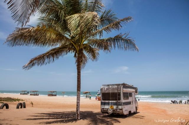 Zdjęcia: Gambia, Gambia, African Road Trip - plaże w Gambii, GAMBIA