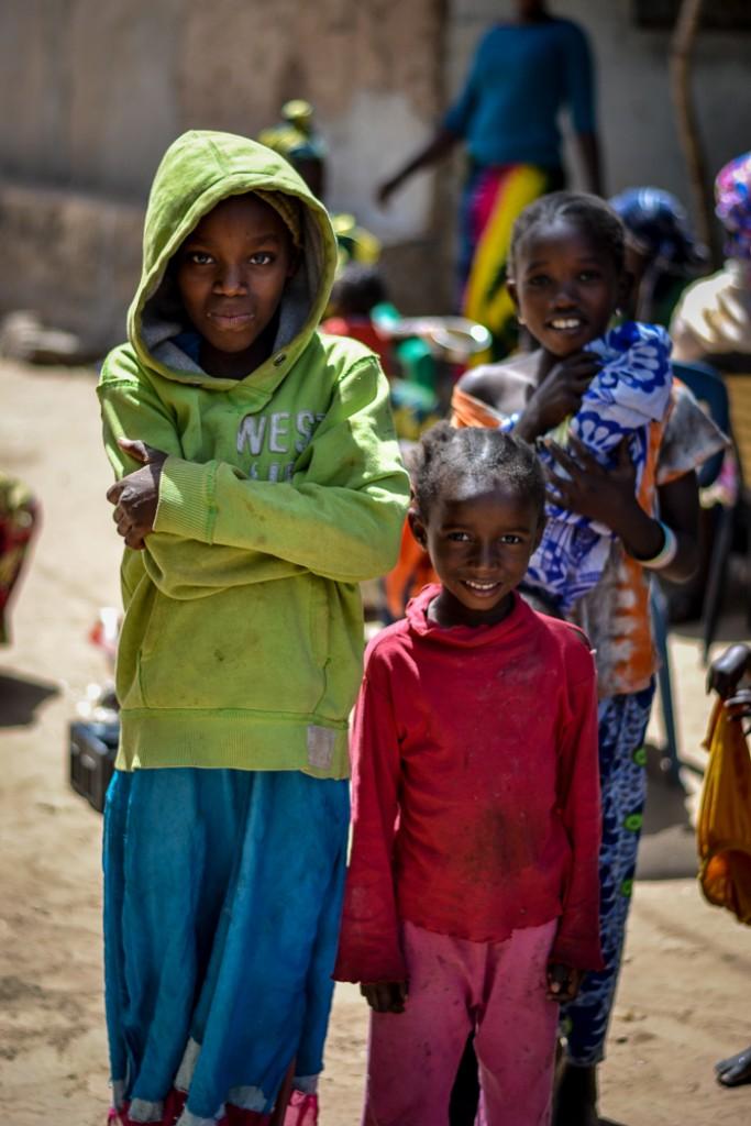 Zdjęcia: Brufut, Dzieci, GAMBIA