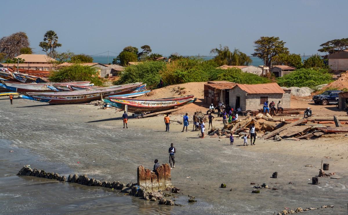 Zdjęcia: Barra, Barra, GAMBIA