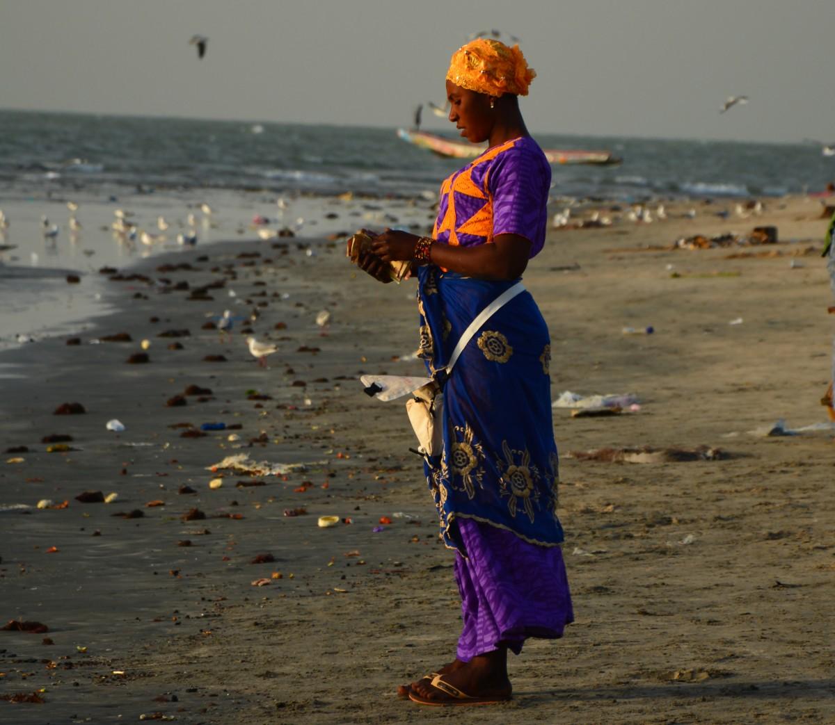 Zdjęcia: Ganbia, Zadumana, GAMBIA
