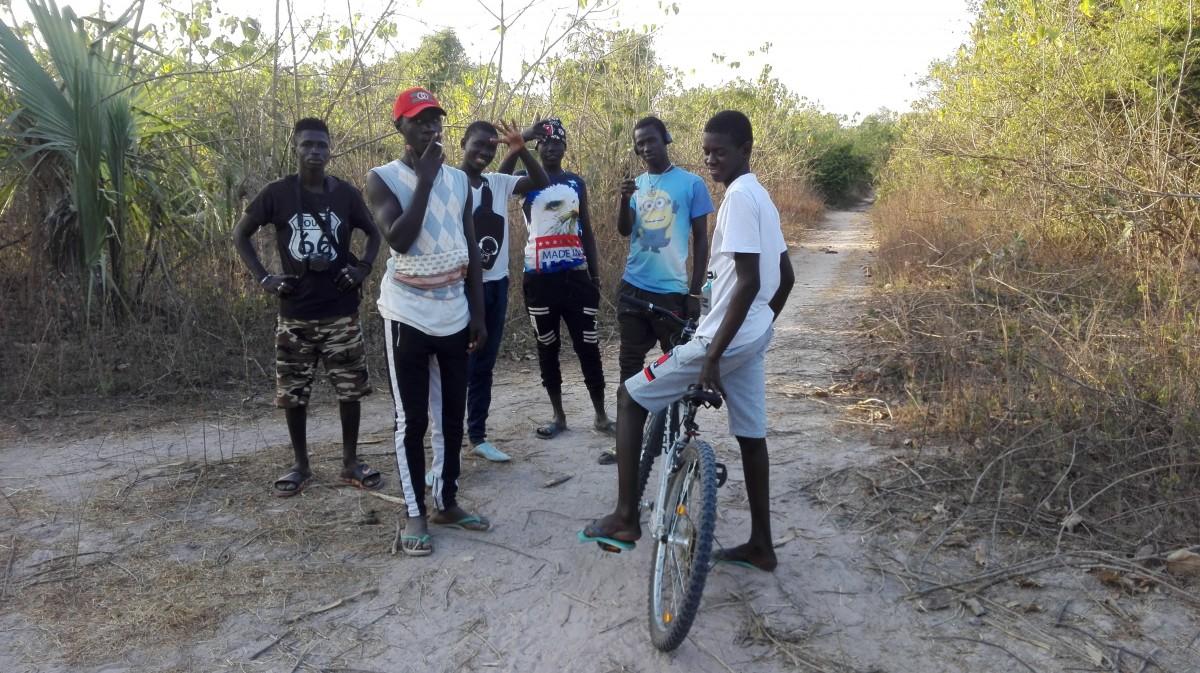 Zdjęcia: Yundum, Western Division, Gambia , GAMBIA