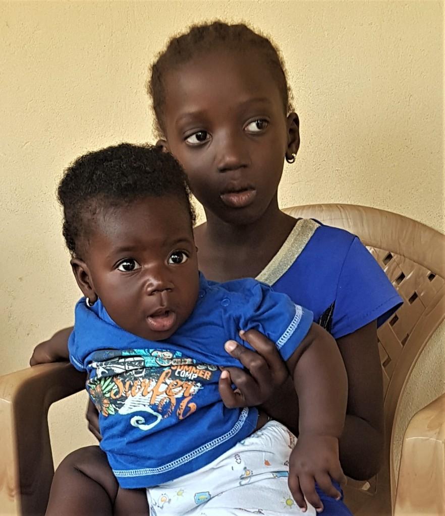 Zdjęcia: gdzieś między Georgetown a Banjul, Centrum, Ducha zobaczył?    :-))), GAMBIA