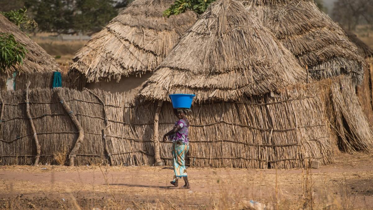Zdjęcia: okolice Georgetown, Wschodni, Ekologicznie 😁, GAMBIA