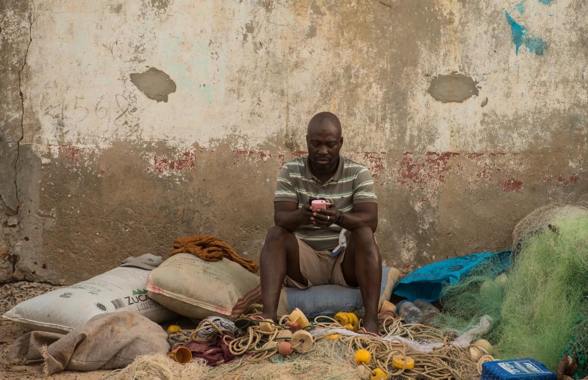 Zdjęcia: Bakau, Zachodni, Korespondujące kolory ... 😁, GAMBIA