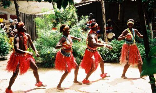 Zdjęcie GAMBIA / Gambia /   / Afrykańskie rytmy