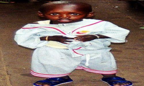 Zdjęcie GAMBIA /   / Banjul / Zgubiłem się