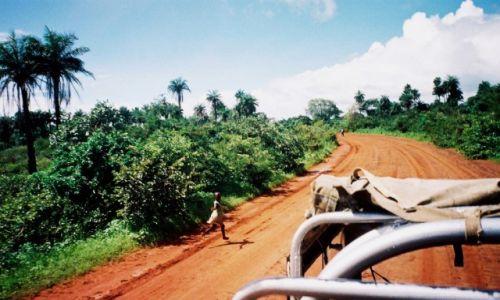 Zdjęcie GAMBIA /   /   / W drodze