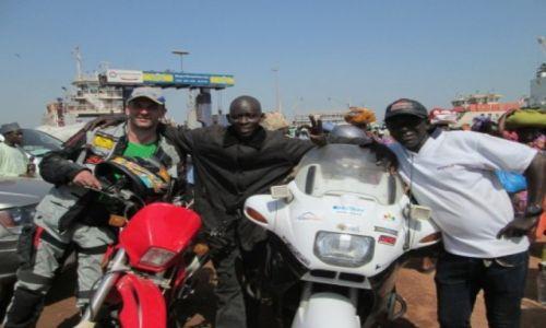 Zdjecie GAMBIA / Afryka Zachodnia / Gambia / Gambia - Banjul