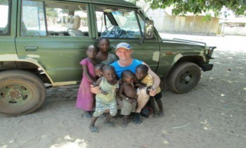 Zdjęcie GAMBIA / Afryka Zachodnia / Gambia / Kunta Kinteh Camp
