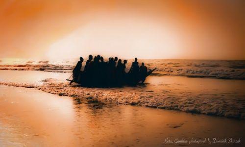 Zdjęcie GAMBIA / Banjul / Kotu / KOTU
