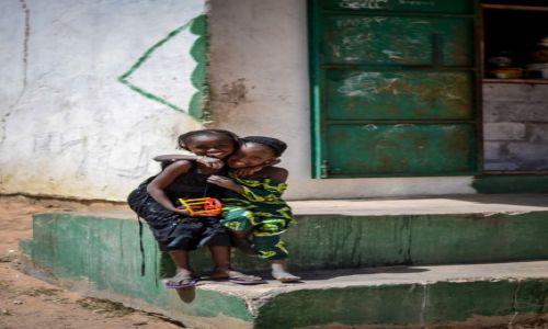 Zdjecie GAMBIA / Brufut / - / Dzieci