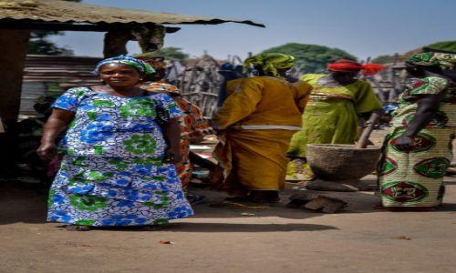 Zdjecie GAMBIA / Brufut / - / kobiety afrykańskie