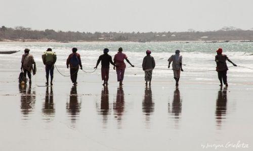 GAMBIA / Gambia / Gambia / African Road Trip - ludzie w Gambii