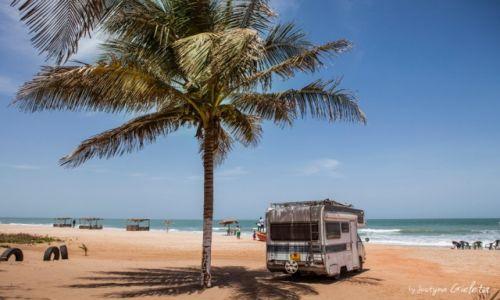 GAMBIA / Gambia / Gambia / African Road Trip - plaże w Gambii