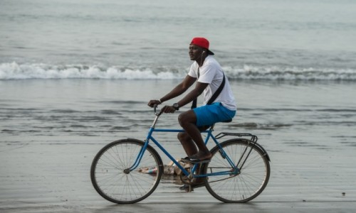 Zdjecie GAMBIA / Greater Banjul Area / Bakau / Gdzie oczy poniosą 😁
