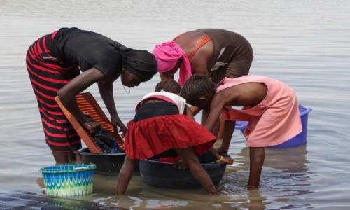 GAMBIA / Central River / okolice  River Gambia National Park / Kolektywnie :)