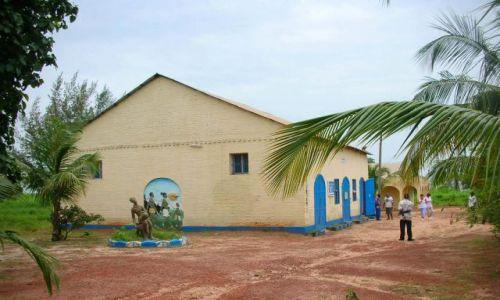 Zdjecie GAMBIA / brak / ALBREDA / MUZEUM NIEWOLNICTWA