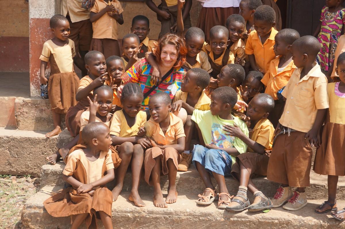 Zdjęcia: Kadjebi, 100% of happiness, GHANA