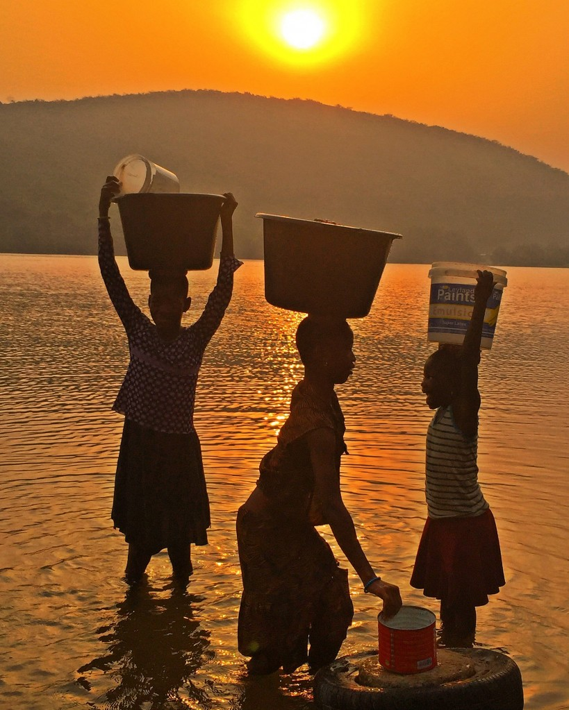 Zdjęcia: Volta , Volta , Rzeka Volta , GHANA