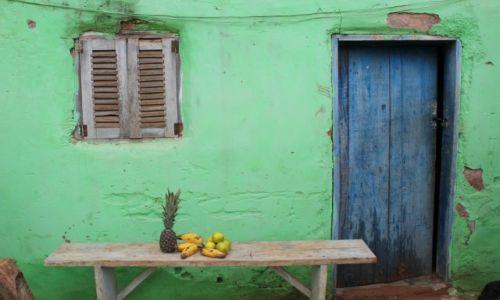 Zdjecie GHANA / Afryka zachodnia / Larabanga, niedaleko Mole NP / Ghana, Togo, Benin