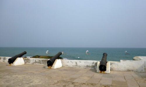Zdjęcie GHANA / Central Region / Ghana - Cape Coast Castle / Ghana - Cape Coast Castle