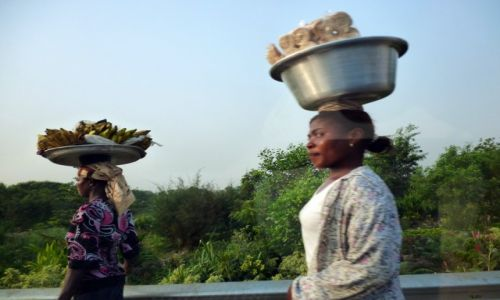 """Zdjęcie GHANA / Ashanti / Kumasi / KONKURS - Kobieta w obiektywie podróżnika"""""""