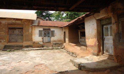 Zdjęcie GHANA / Ashanti / Aduko Jachie / Kolejna świątynia