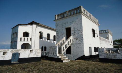 Zdjęcie GHANA / Western Region / Axim / Fort San Antonio (2)