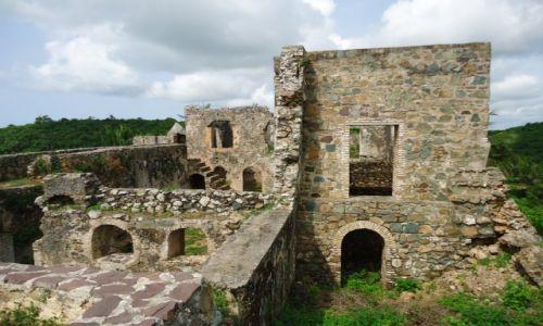 Zdjęcie GHANA / Western Region / Butre / Fort Batenstein (2)