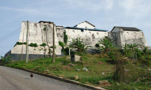 Zdjęcie GHANA / Western Region / Sekondi / Fort Orange