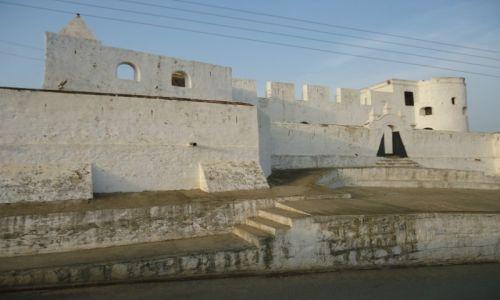Zdjęcie GHANA / Western Region / Shama / Fort San Sebastian