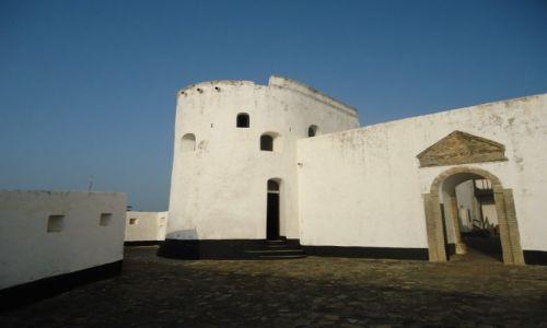 Zdjęcie GHANA / Western Region / Shama / Fort San Sebastian (2)