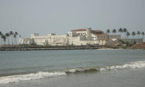 Zdjęcie GHANA / Central Region / Elmina / Zamek w Elminie