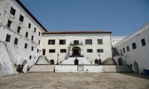 Zdjęcie GHANA / Central Region / Elmina / Zamek w Elminie (2)