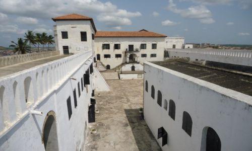 Zdjęcie GHANA / Central Region / Elmina / Zamek w Elminie (3)