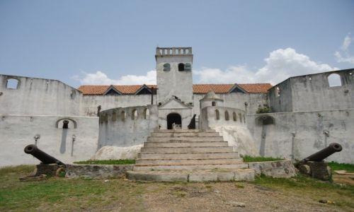 Zdjęcie GHANA / Central Region / Elmina / Fort St Jago