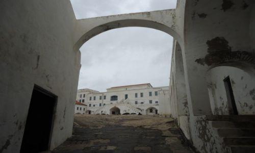 Zdjęcie GHANA / Central Region / Cape Coast / Zamek w Cape Coast (2)
